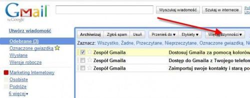 Konto Gmail