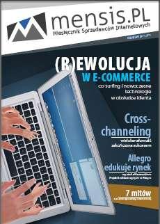 E-commerce miesięcznik mensis.pl
