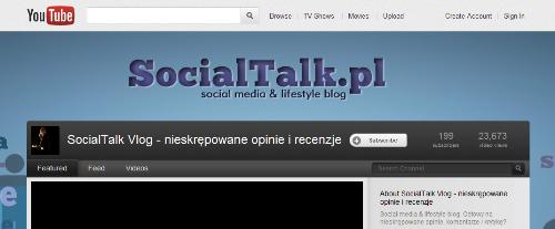 Kanał Youtube Kamila Newczyńskiego