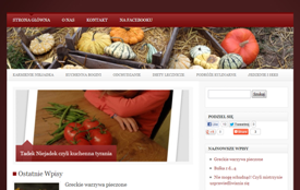 Budowa bloga Chilifiga.pl