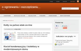 Budowa bloga Centraltech.pl