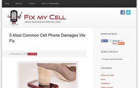 Blog Fixmycellonline.com/blog