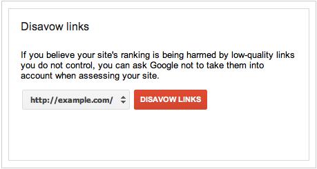 Narzędzie Google do usuwania linków