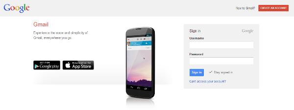 Gmail i zabezpieczenia